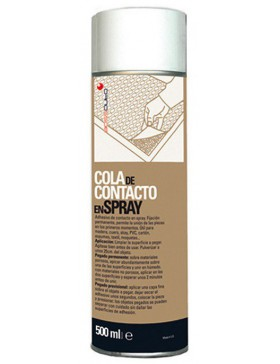 Colle de Contact en Spray - 500 ml