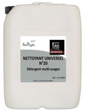 Nettoyant universel n° 20
